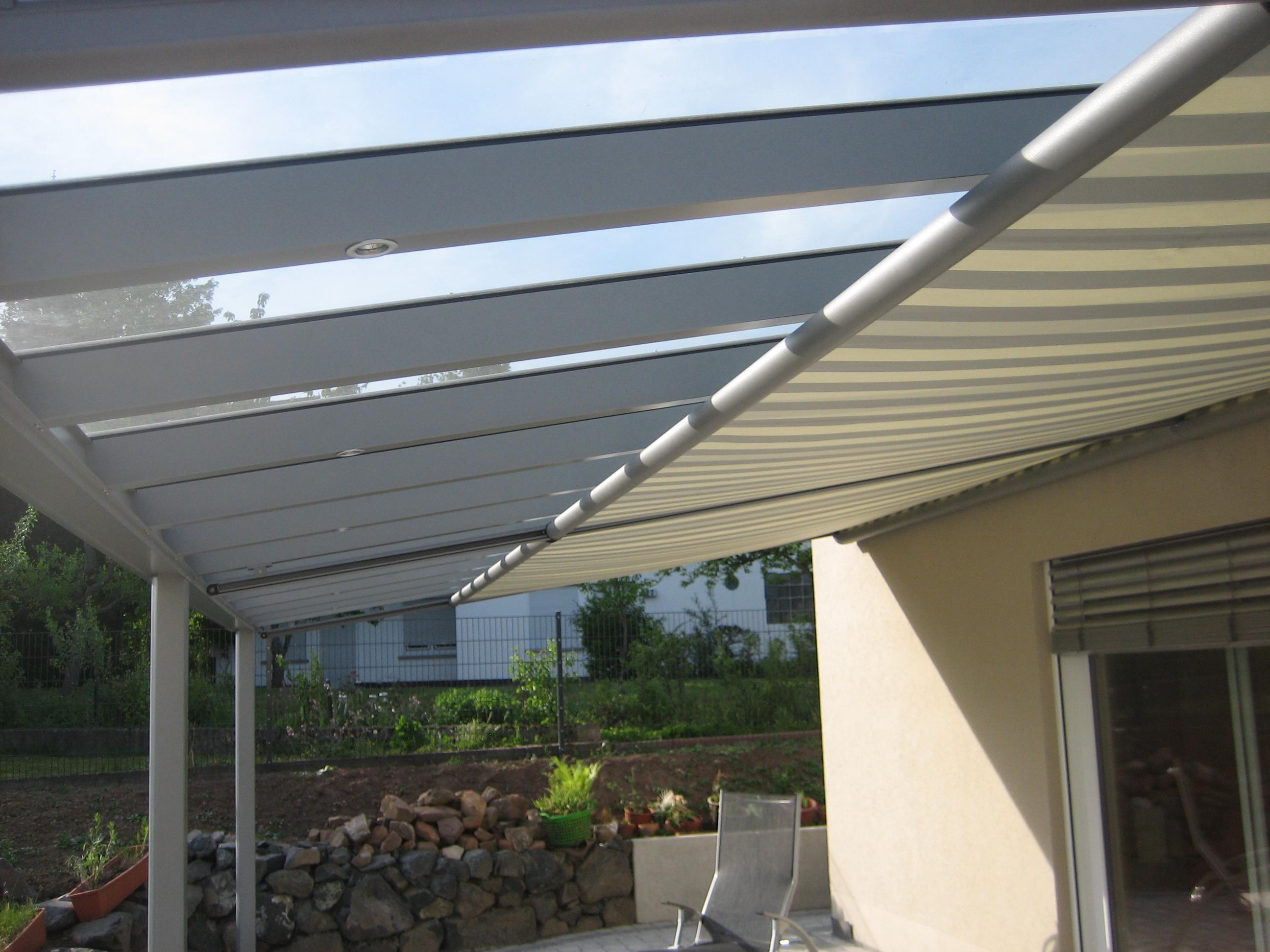 aluminium_terrasendach_unterglasmarkise_beleuchtung