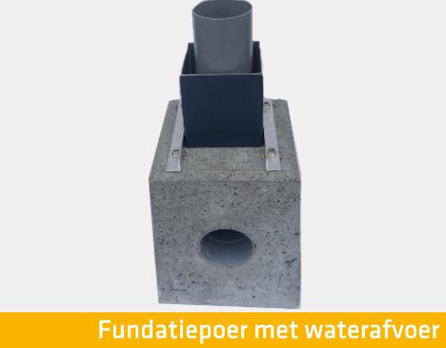 fundatiepoer-met-waterafvoer