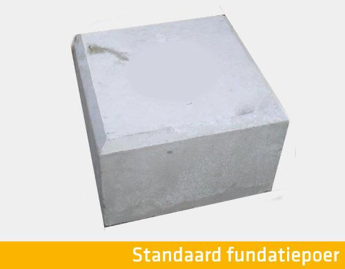 fundatiepoer-standaard